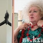 Актриса Тельма Федоренко знает, как лучше поставить синяк и как его убрать.