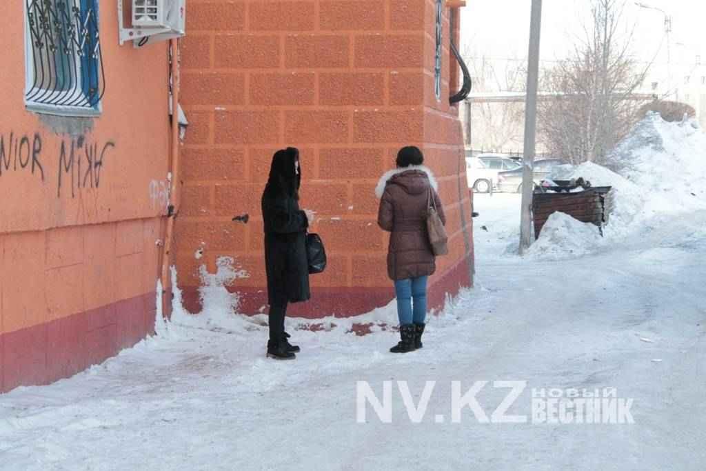 Хулиганы картинки зима пьют и курят