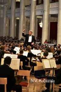 Грибанов с оркестром