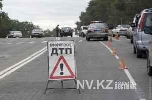 В Караганде полиция разыскала двух водителей, скрывшихся с мест аварий