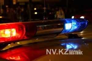 Полицейские остановили гонщика выстрелами