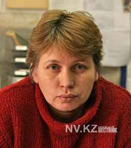 Эколог Юлия Калмыкова