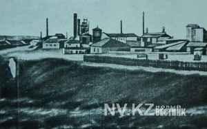 Дореволюционное фото. Спасский завод.