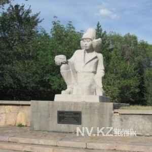 Памятник Аппаку Байжанову