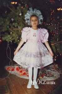 Дочь Карина (1997 г.).