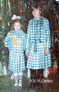 Тети Марина и Илона
