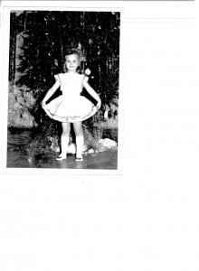 дочь Юля,1984г.