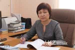 Судья Гульсум Махашева