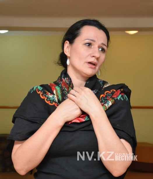 Оксана Игнатенко - Земная Божья Матерь
