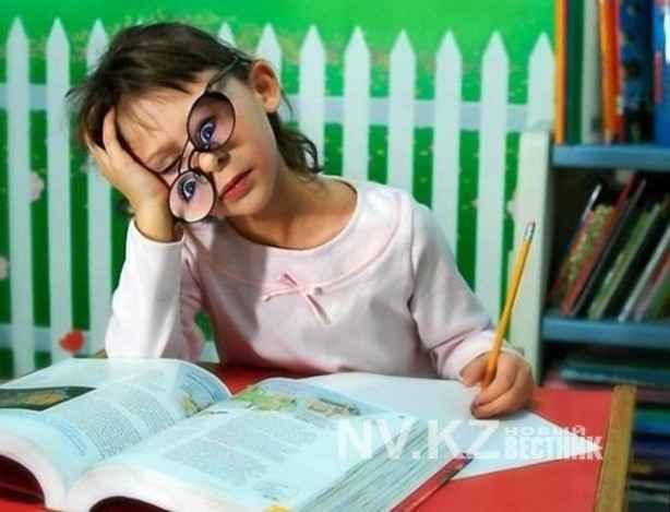 домашнее задание за ребенка
