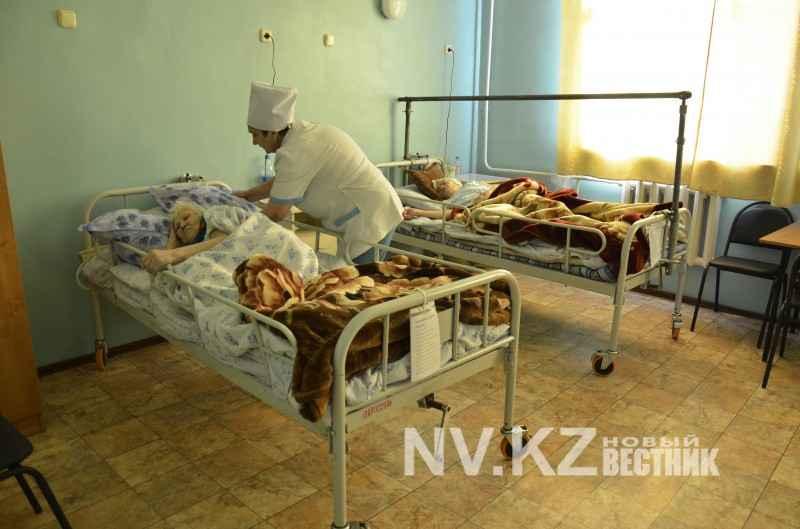 Больница сестринского ухода в караганде