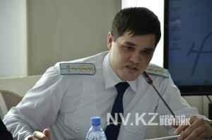 Старший прокурор Асхат Касенкан