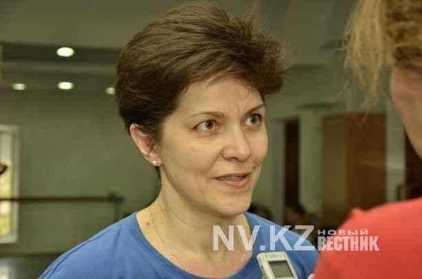 балетмейстер Марина Митарьянц