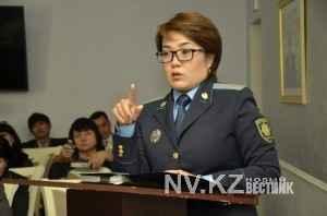 Прокурор Алия Ансарова