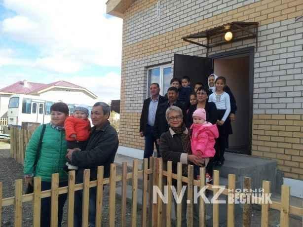 Семья Жумабаевых