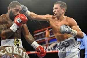 Boxing: Gennady Golovkin vs Curtis Stevens