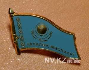Депутатский значок