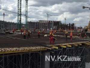 Строительство на Экспо-2017
