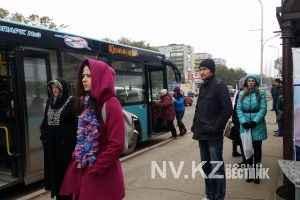 В ожидании автобуса