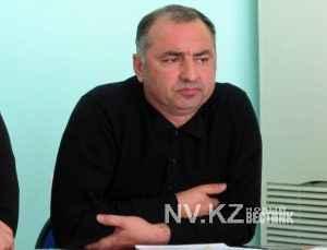 Директор автопарка №3 Артур Григорян