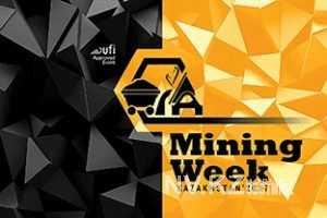22-Июня-2017 — В Караганде пройдет выставка «Mining Week Kazakhstan-2017»