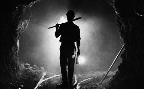 Видение в шахте