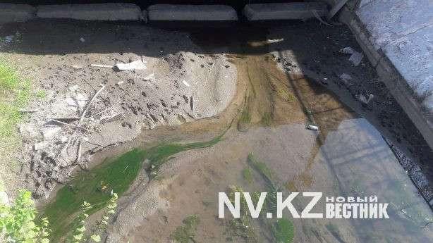 В Караганде не будет набережных у открытой реки