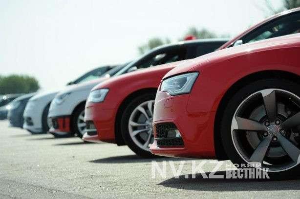С начала года жители Караганды приобрели 1 798 автомобиля