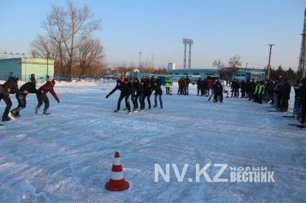Футбольное поле с подогревом планируют устроить в Караганде
