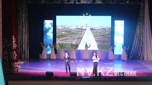 Старт году 20-летия Астаны дан в Карагандинской области