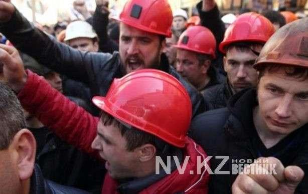 В сети появились сообщения о забастовке Карагандинских шахтеров
