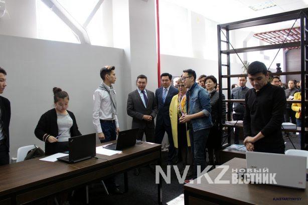 Коворкинг-центр для молодежи открыли в Караганде