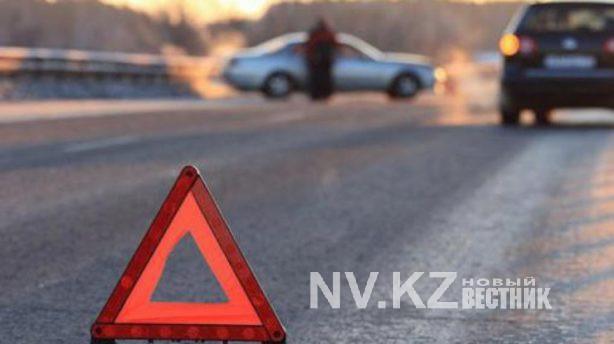 4 человека пострадали в результате ДТП в Карагандинской области