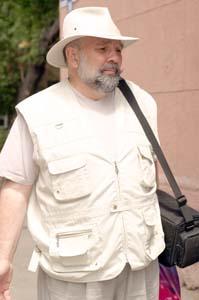 Журналист Золовкин.