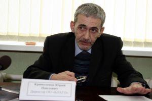 Руководитель ОО «Благо» Юрий Криводанов.