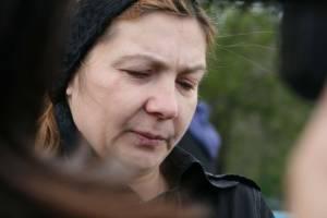 Елена Денякина отправиться на суд одна