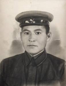 Дарпек Касетов. Фото из семейного архива.