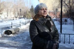 Елена Денякина сейчас отстаивает честь сына в Америке