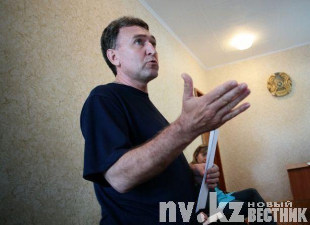 Подполковник в отставке Иван Белоусов