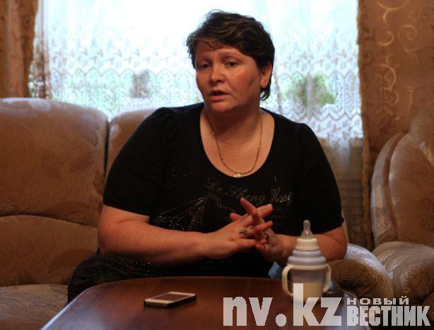 Мама Владислава Светлана Ващенко