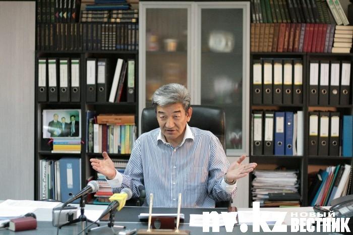 Президент Казахстанской ассоциации предпринимателей Талгат Доскенов: «Как мы поймем, что начался ажиотажный спрос на валюту? Если за час казахстанцы скупят миллион долларов?»