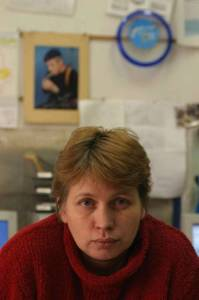 """Юлия Калмыкова, фото из архива """"Нового Вестника"""""""