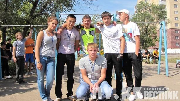 Организаторы первого чемпионата по «street workout» и начинающие турникмены надеются на помощь городских властей.
