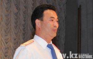 Полковника Тусупбекова отправили в кадровый резерв.